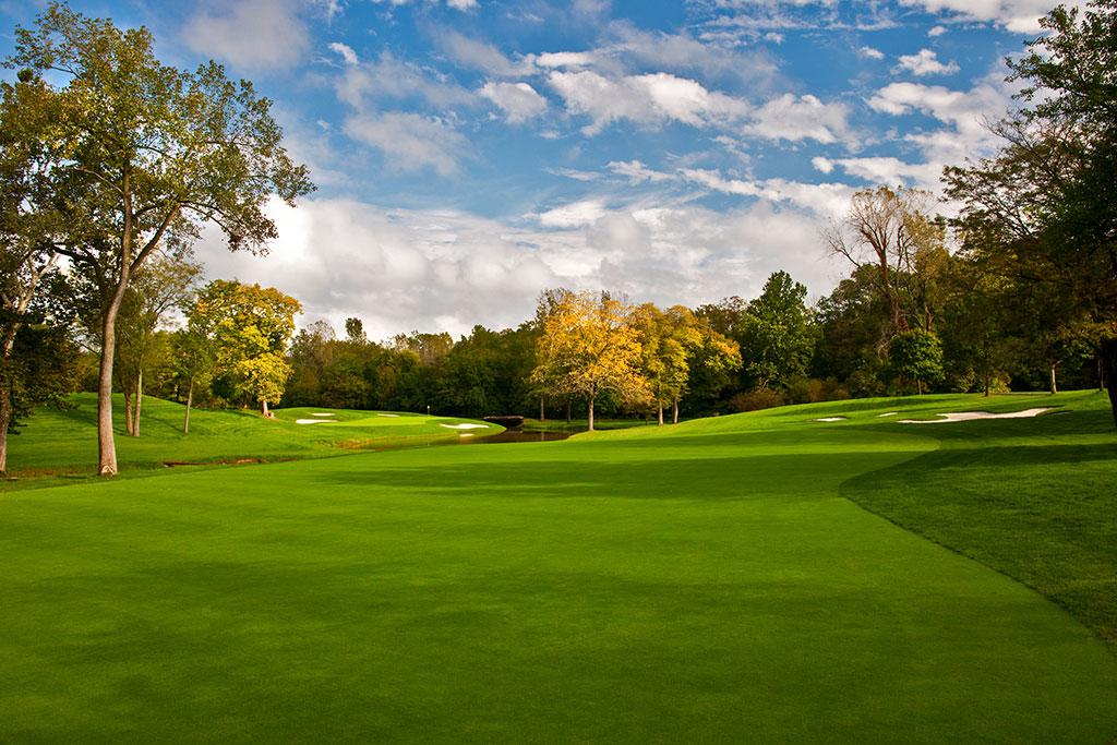 Muirfield Village Golf Club - Letsche Golf Course Design